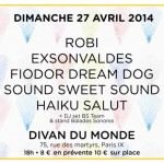Concours Robi+Exsonvaldes…