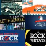 Festivals été 2014 : suivez le guide !
