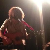 Lou Barlow @ Point Éphémère (Paris), 04/10/15