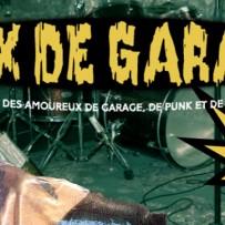 Voix de Garage présente Choix de Garage #1 (Février 2016)