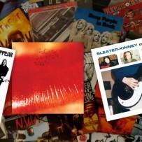 Dans le bac d'occaz #2 : Radio Birdman, The Cure, Sleater-Kinney