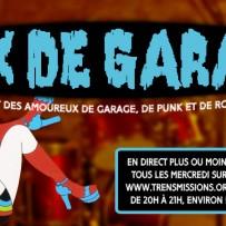Voix de Garage présente Choix de Garage #3 (Avril 2016)