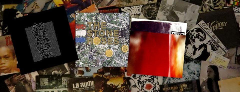 Dans le bac d'occaz #4 : Joy Division, The Stone Roses, Nine Inch Nails