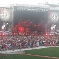 Pearl Jam @ Fenway Park (Boston), 07/08/16