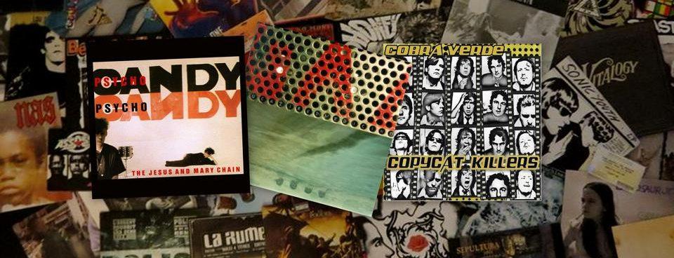 Dans le bac d'occaz #10 : The Jesus And Mary Chain, Fugazi, Cobra Verde