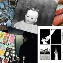 Tops albums 2016 par Edam Edam, Frustration et Johnny Mafia
