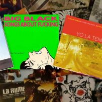 Dans le bac d'occaz #11 : Wire, Big Black, Yo La Tengo