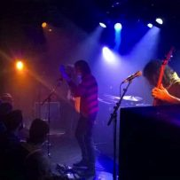 The Mystery Lights @ La Maroquinerie (Paris), 07/02/17