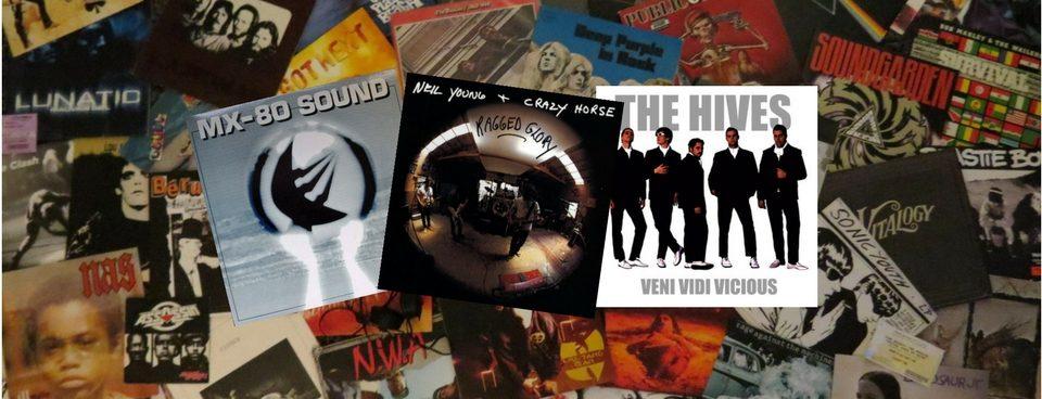 Dans le bac d'occaz #14 : MX-80 Sound, Neil Young, The Hives